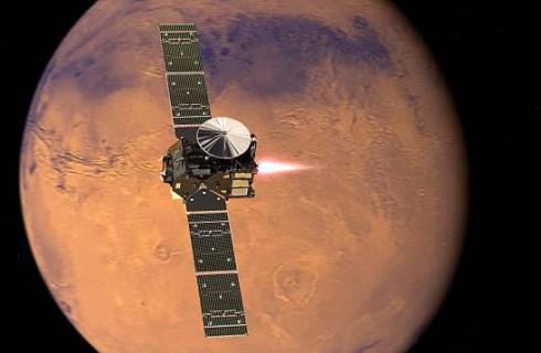 Пчелы-роботы найдут жизнь на Марсе