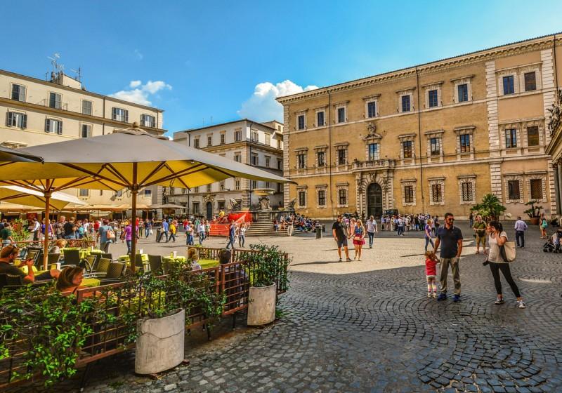 Топ-5 советов для роскошной, но недорогой поездки в Рим