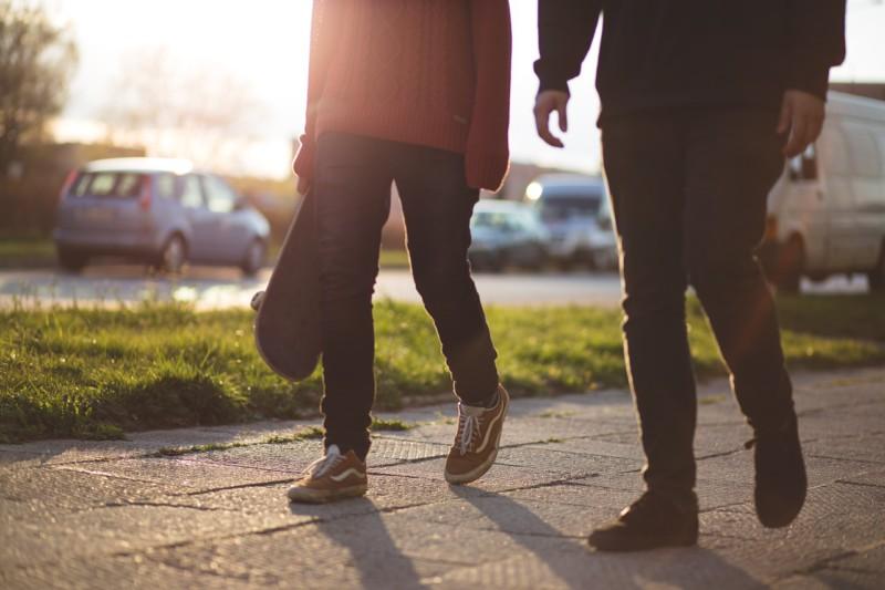 Топ-10 фактов о ходьбе