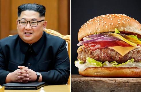 Ким Чен Ын – фанат фастфуда