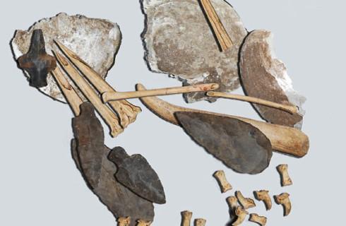 3600 лет – возраст самой старой тату-машинки в мире