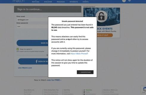 В Google появился способ отследить, что ваш пароль украден