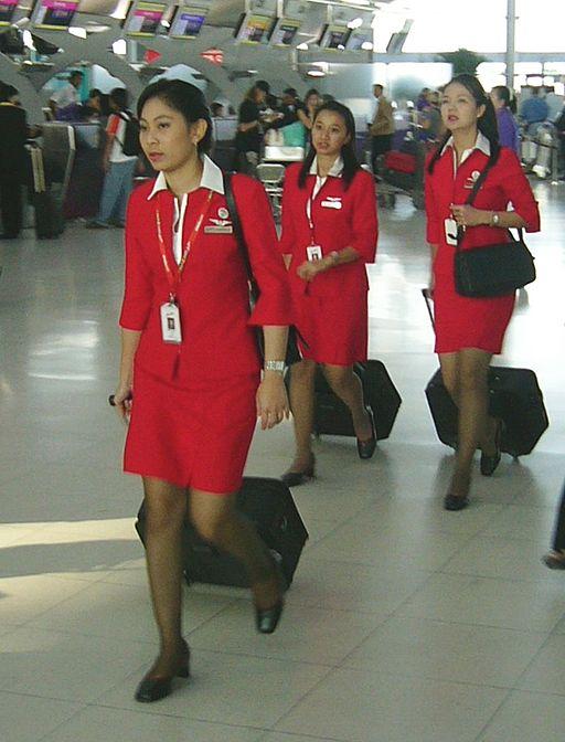 Секретный код стюардесс в отношении пассажиров стал явным