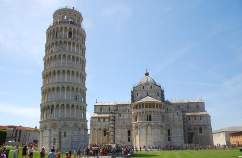 Уникальная почва спасает Пизанскую башню