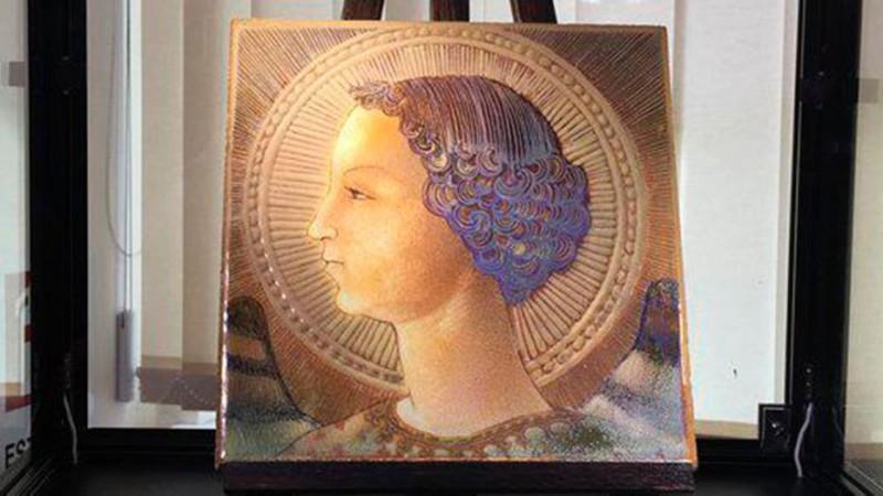 Обнаружена ранняя работа Леонардо да Винчи