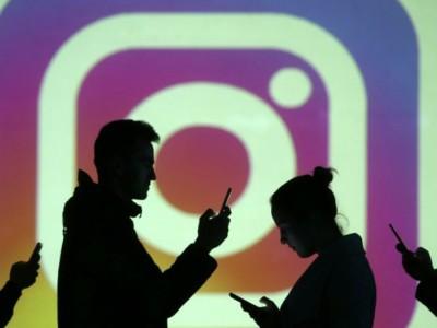 Пользователи Instagram