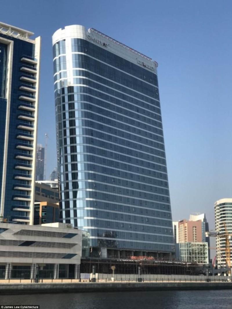 В Дубае появится гигантский iPod в «док-станции»