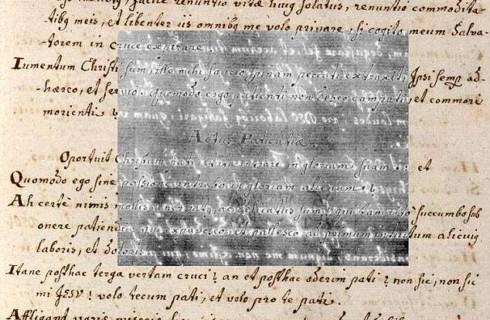 Камера «Гарри Поттер» помогла прочесть скрытые древние тексты