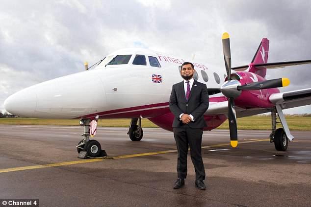 Ноль алкоголя, строгая одежда, исламская еда – особенности новой британской авиакомпании