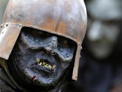 Битва пяти армий в Чехии