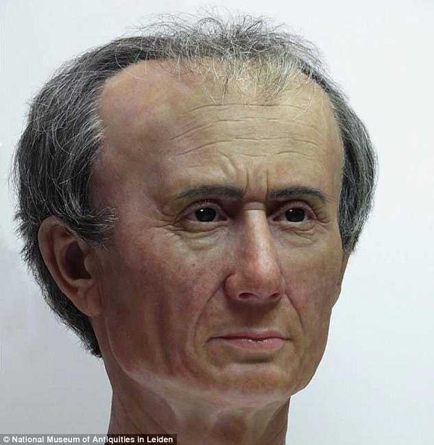 У Юлия Цезаря была необычная голова