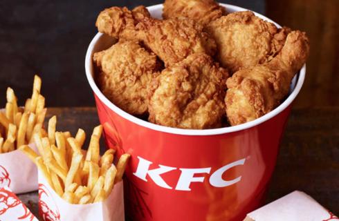 KFC готовит вегетарианское меню
