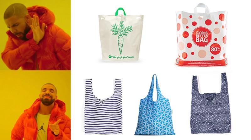 Руководство по выбору многоразовой экологичной сумки для покупок