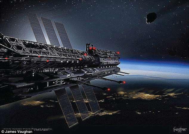 Первое космическое царство готовится колонизировать галактику