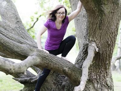 Лазанье по деревьям