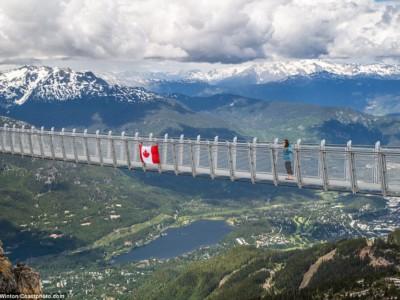 Мост Cloudraker Skybridge