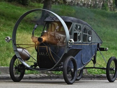 Propeller Car