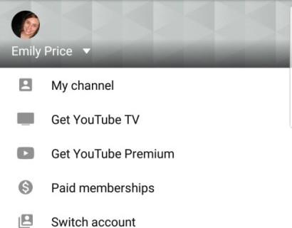 Как использовать режим инкогнито в YouTube