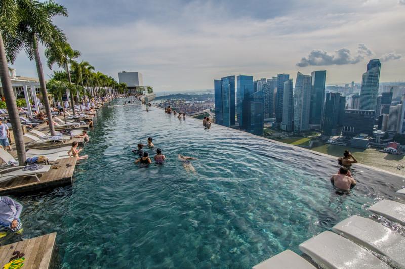 Топ-5 лучших крыш для отдыха в мире
