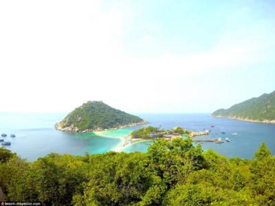 Пляж Ко Нанг Юань