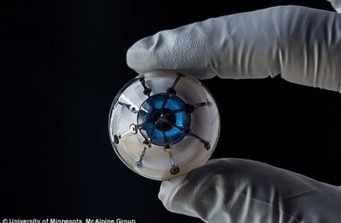 Ученые создали бионический глаз, который спасет миллионы людей