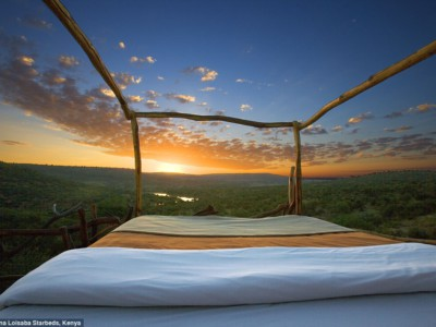Loisaba Star Beds , Лайкипия, Кения