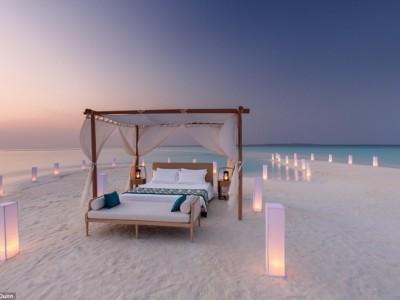 Остров Милайду, Мальдивы