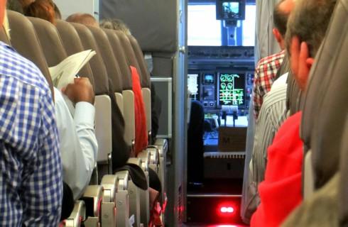 Как получить дополнительное место для ног в самолете?