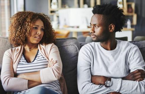 Споры с супругом вредят вашему здоровью