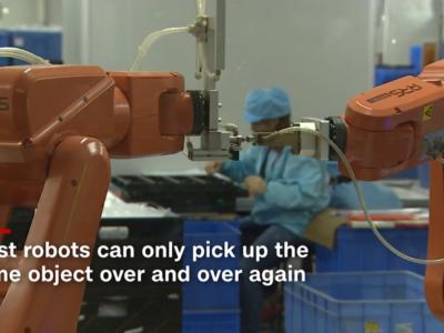 Робот-сортировщик