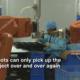 Робот поможет навести порядок