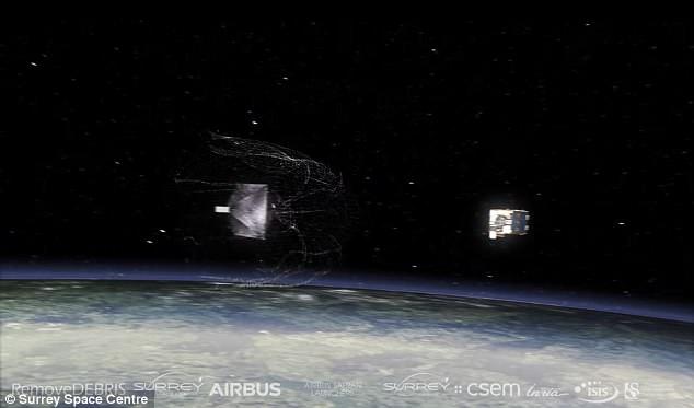Человечество получило шанс избавиться от космического мусора