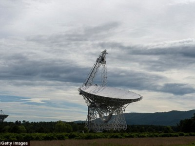 Телескоп Green Bank