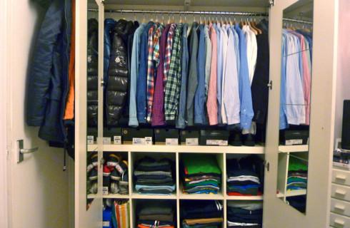 Как справиться с состоянием, когда одежды много, а носить нечего