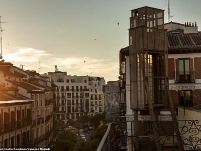 Эмбахадорес, Мадрид