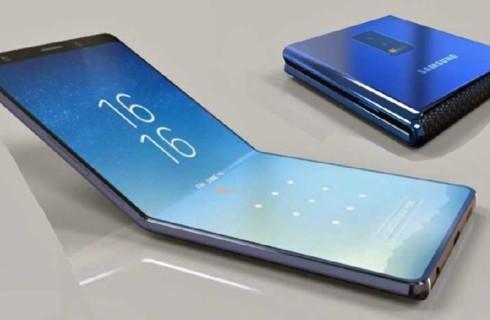 Samsung представит особый складной телефон в ноябре