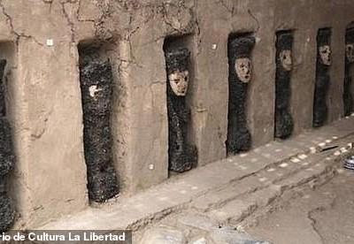 Таинственные перуанские статуи