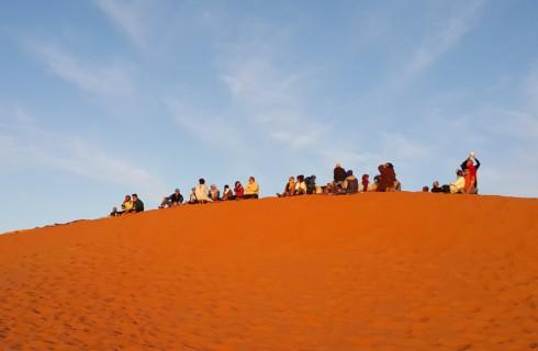 Люди и Сахара: история их взаимоотношений оказалась совсем другой
