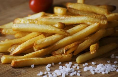 Как приготовить самый хрустящий картофель