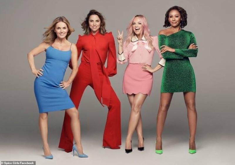 Неожиданная новость: Spice Girls возвращаются!