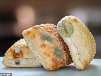 Хлеб в плесени