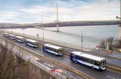 Шотландия первая в мире запускает самоходный общественный транспорт