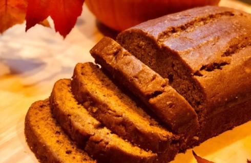Как приготовить идеальный тыквенный хлеб с осенними специями