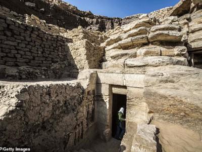 Гробница Вахтью