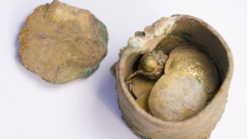 В Израиле нашли 900-летний клад
