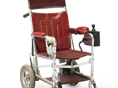 Инвалидная коляска Стивена Хокинга