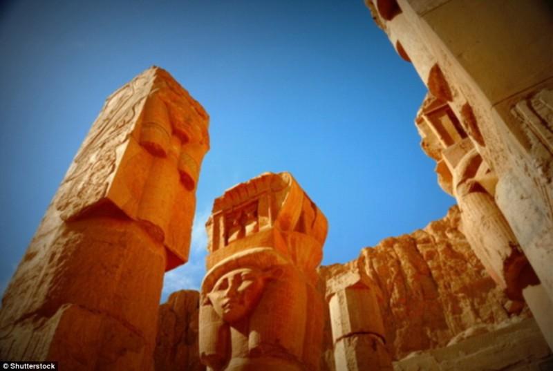 Первый эллинистический город нашли у Красного моря