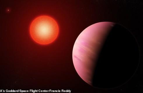 Стажеры NASA нашли супер-Землю в зоне Златовласки, где может существовать жизнь