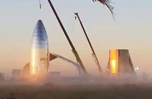 Илон Маск раскрыл больше деталей о таинственном Звездном корабле