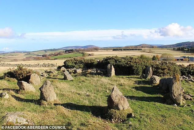 Археологи нашли удивительный каменный круг, но шотландцев он не удивил